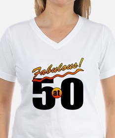 Fabulous At 50 Shirt