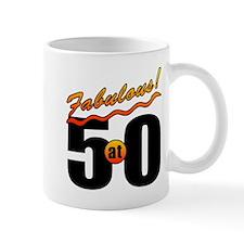 Fabulous At 50 Mug