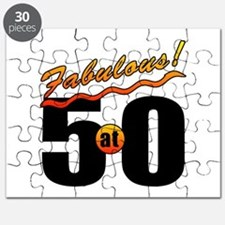 Fabulous At 50 Puzzle