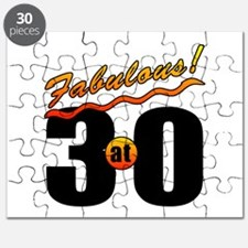 Fabulous At 30 Puzzle
