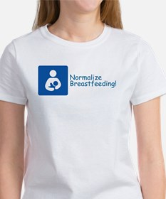 normalize-breastfeeding T-Shirt