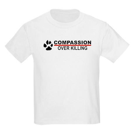 COK Logo Kids T-Shirt (White)