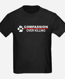 Compassion Over Killing Kids T-Shirt