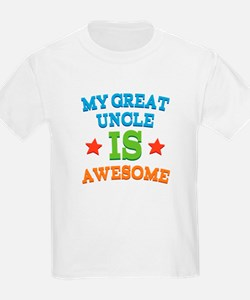 My Great Uncle Is awesome T-Shirt