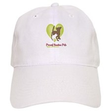 Prevent Homeless Pets Baseball Baseball Cap White