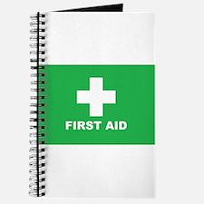 First Aid (W/G) Journal