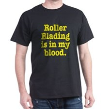 Cute I heart rollerblading T-Shirt