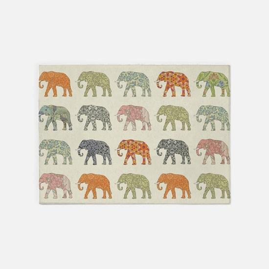 elephant rugs, elephant area rugs | indoor/outdoor rugs