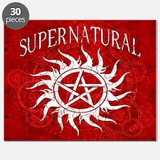 Supernatural Red Puzzle