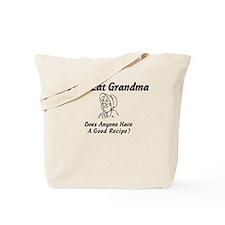 Let's Eat Grandma Tote Bag