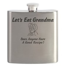 Let's Eat Grandma Flask