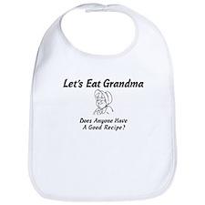 Let's Eat Grandma Bib