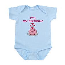 ITS MY BIRTHDAY Body Suit