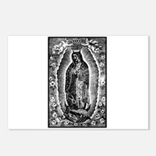 Vintage Guadalupe Postcards (Package of 8)
