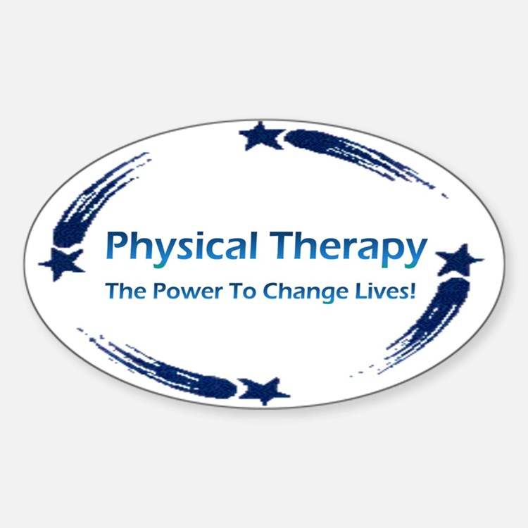 PT The Power to Change Lives Oval Decal
