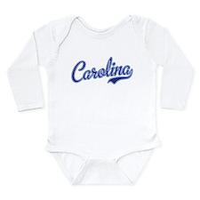 Carolina Blue Body Suit