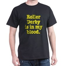 Funny I love roller derby T-Shirt