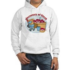 Secretary of Steak Hoodie