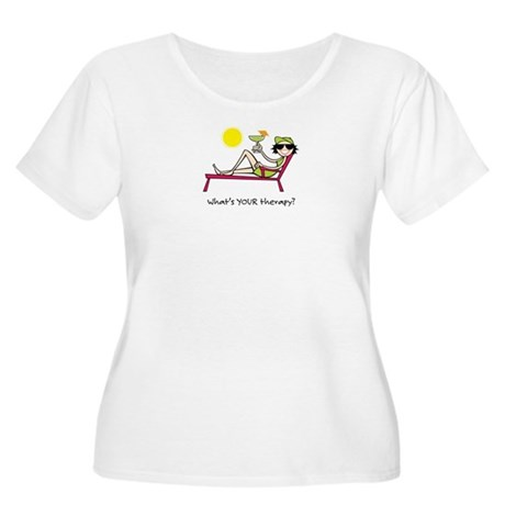 Sun Therapy Plus Size T-Shirt