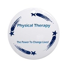 PT The Power to Change Lives Ornament (Round)