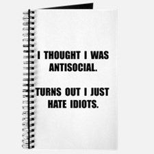 Antisocial Idiots Journal