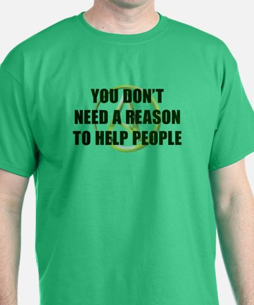 Help People T-Shirt