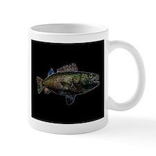 Walleye glow Mug