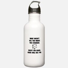 Bears Kill Water Bottle