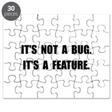 Bug Feature Puzzle