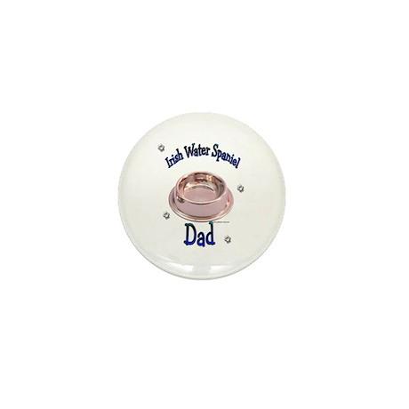 Water Spaniel Dad Mini Button