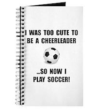 Cheerleader Soccer Journal