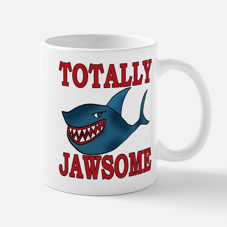 Totally Jawsome Shark Mug