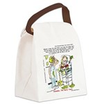 Snowden, The Early Years Canvas Lunch Bag