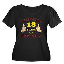 Funny 18th Birthday For Boys T