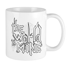 The World is Mine Mug