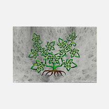 Ivy Rectangle Magnet