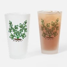 Ivy Drinking Glass