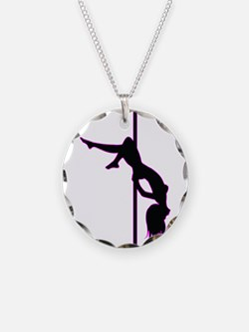 Stripper - Strip Club - Pole Dancer Necklace
