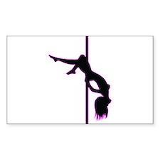 Stripper - Strip Club - Pole Dancer Decal