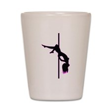 Stripper - Strip Club - Pole Dancer Shot Glass