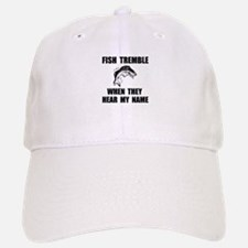 Fish Tremble Baseball Baseball Baseball Cap