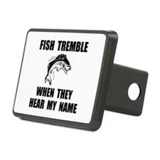 Fish Tremble Hitch Cover