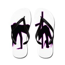 Stripper - Strip Club - Pole Dancer Flip Flops