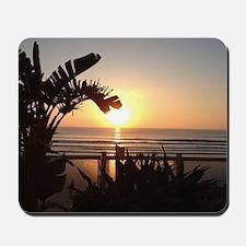 Ocean Sun Set Mousepad