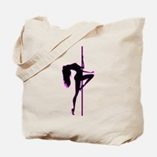 Stripper - Strip Club - Pole Dancer Tote Bag