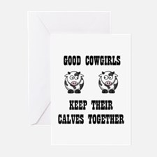 Good Cowgirls Greeting Cards (Pk of 10)
