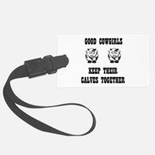 Good Cowgirls Luggage Tag
