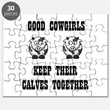 Good Cowgirls Puzzle