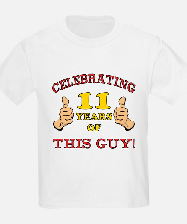 Gifts for happy birthday 11 year old unique happy for T shirts for 15 year olds