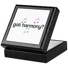 Got Harmony? Keepsake Box